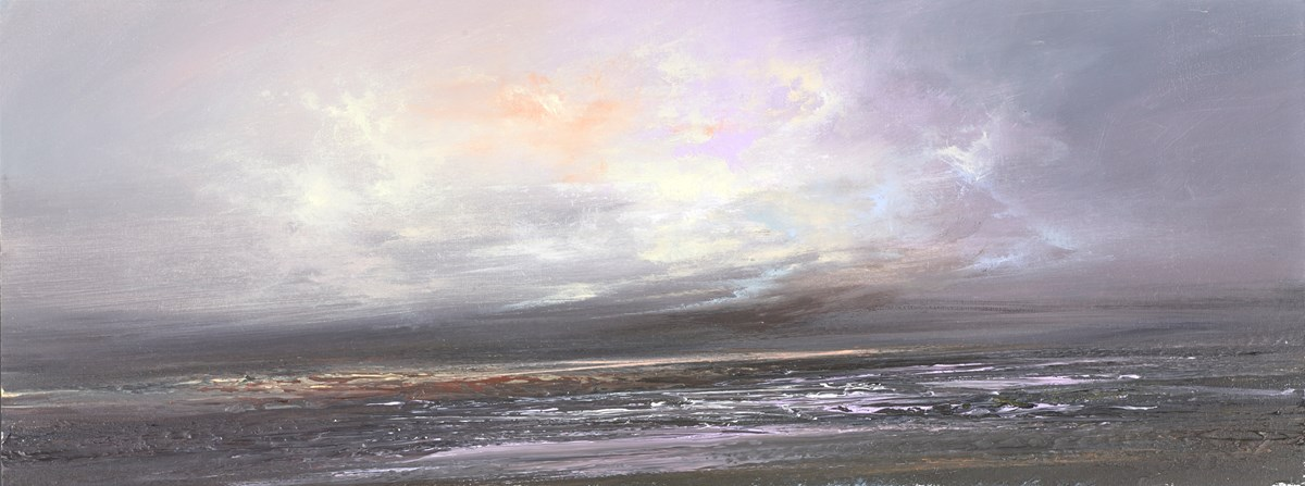 Sunset Light V by philip raskin -  sized 32x12 inches. Available from Whitewall Galleries